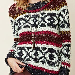 Free People Permafrost Sweater